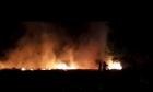 إطلاق قذائف صاروخية على مستوطنات