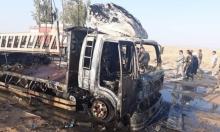 """مقتل قيادي في """"الحشد الشعبي"""" بغارة جوية على الحدود العراقية السورية"""