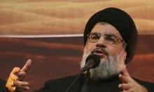 نصر الله للإسرائيليين: نتنياهو يشتغل في الانتخابات ويلعب بدمائكم