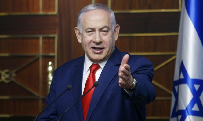 """نتنياهو يتوعد """"الدول التي تنطلق منها"""" هجمات ضد إسرائيل"""