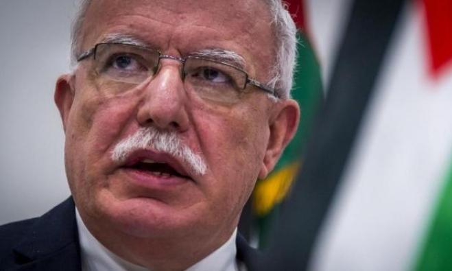 """""""حذف الخارجية الأميركية اسم فلسطين لا يلغي وجودها"""""""