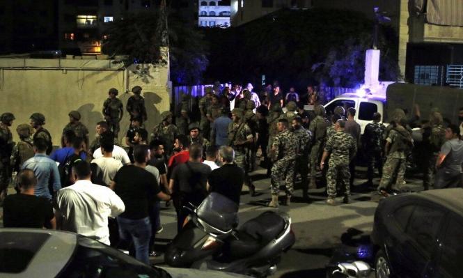 لبنان: أضرار بمركز إعلامي لحزب الله بانفجار مسيرة إسرائيلية