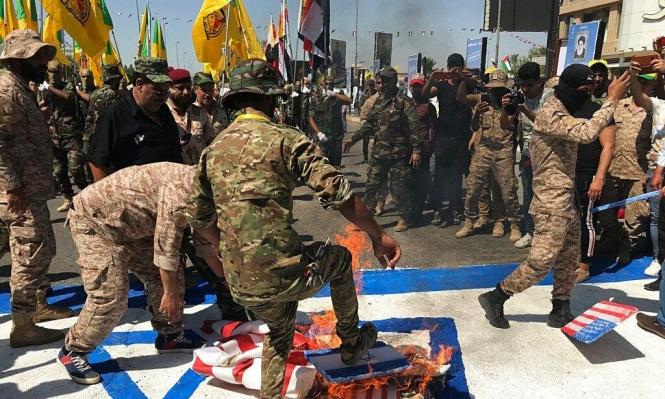 """""""المسيّرات الإيرانيّة ردًا على غارات العراق والقصف في سورية رسالة لروسيا"""""""