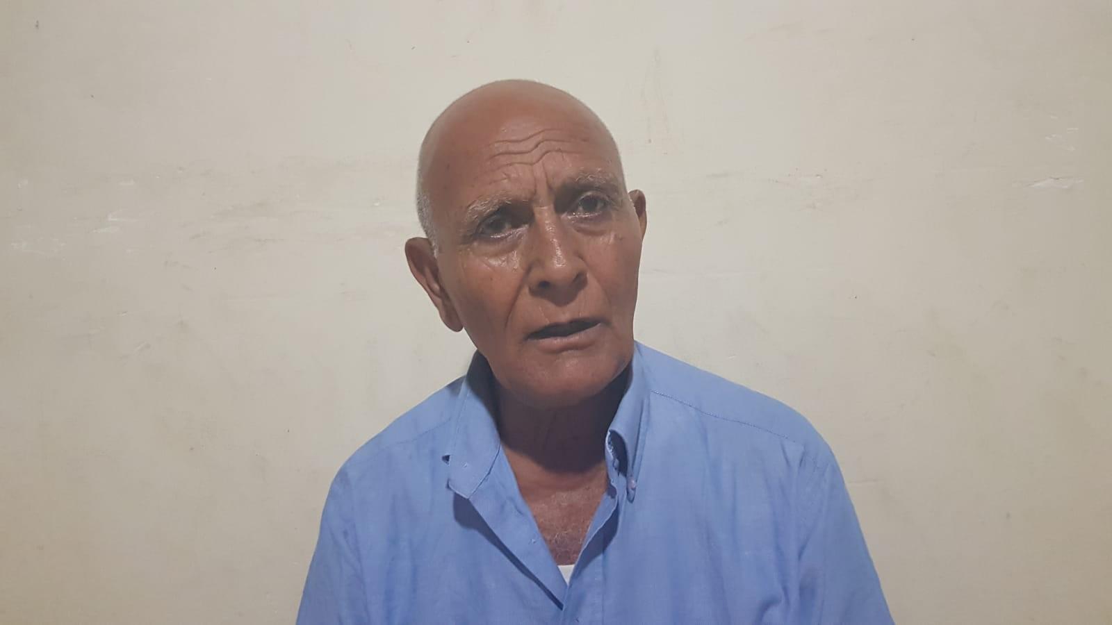 أبو مطير: شهدتُ تهجير عائلتي