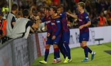 برشلونة يسحق ريال بيتيس بخماسية مقابل هدفين
