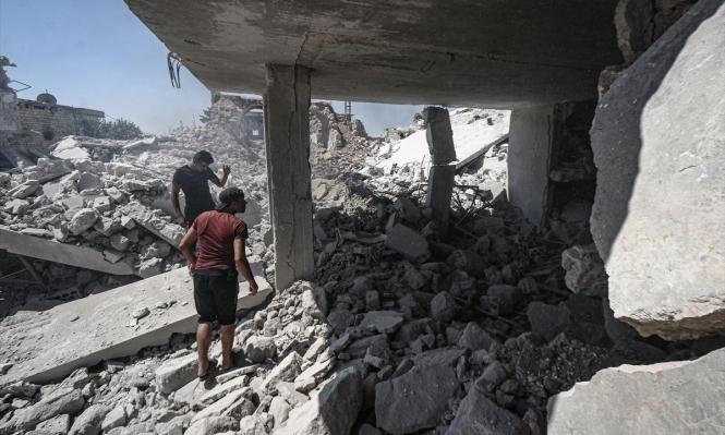 سورية: مقتل 6 مدنيين بقصف روسي لمنطقة خفض التصعيد