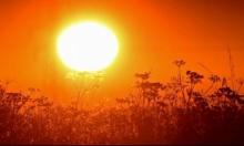 حالة الطقس: أجواء حارة ودرجات الحرارة فوق معدلها السنوي