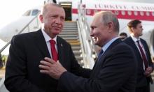 """""""قلق"""" روسي تركي مشترك حيال الوضع في إدلب"""