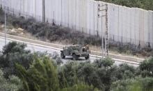 الجيش الإسرائيلي يفرض قيودا على حركة المركبات على الحدود اللبنانية