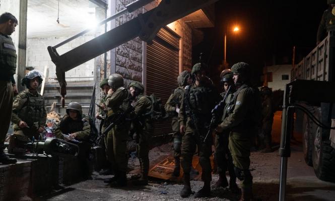 اعتقالات بالضفة وإصابات بمواجهات مع الاحتلال بالعيسوية