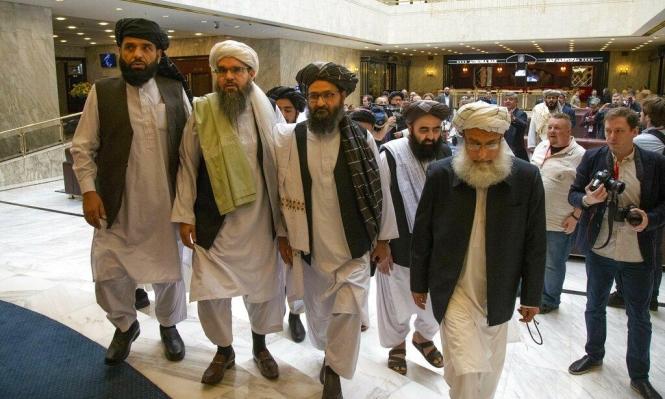 لمسات أخيرة لاتفاق بين واشنطن وحركة طالبان
