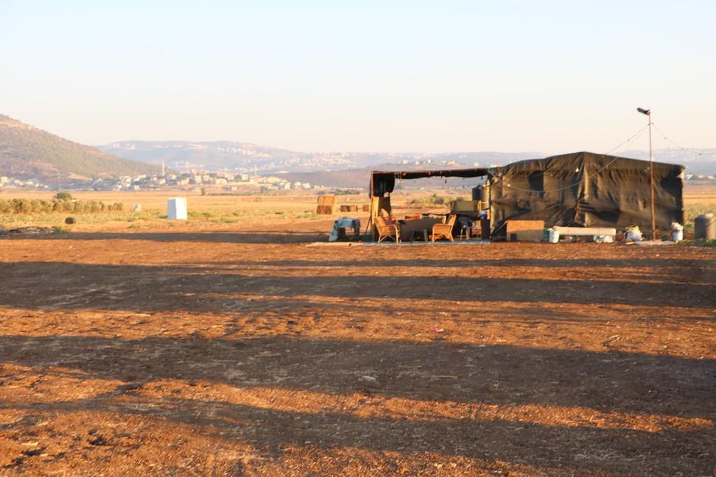 سهل البطوف: المزارعون يواجهون التضييق والإجلاء من أراضيهم