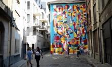 بروكسل: جدران المدينة تحتضن أبطال الرسوم المتحركة
