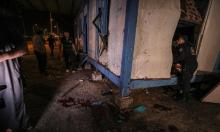 انفجارا غزة: استنفار وترقب لنتائج التحقيق