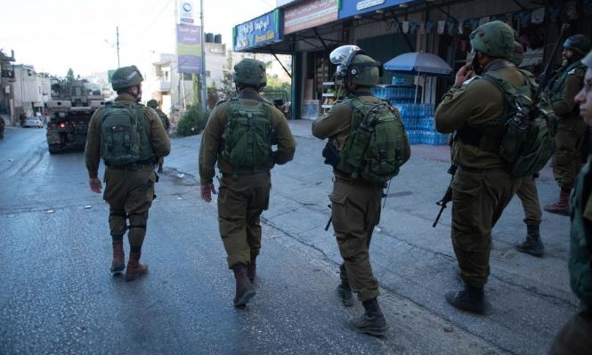 اعتقالات بالضفة وإصابات بمواجهات في الخليل والعيسوية