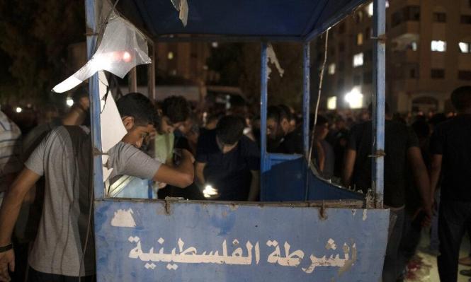 حماس: تفجيرات مشبوهة تخدم الاحتلال