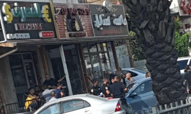 باقة الغربية: سطو مسلح على محل للصرافة