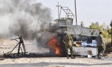 """4 قتلى للحشد الشعبي بهجوم مسلح لـ""""داعش"""" في الأنبار"""