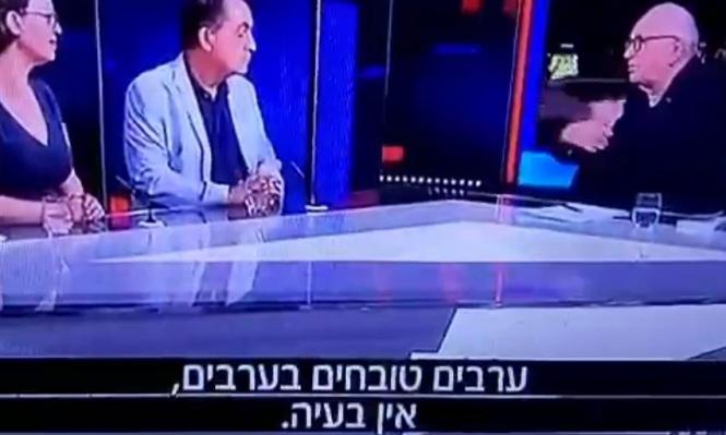"""مركز """"إعلام"""" يطالب بإقالة الصحافي يارون لندن"""
