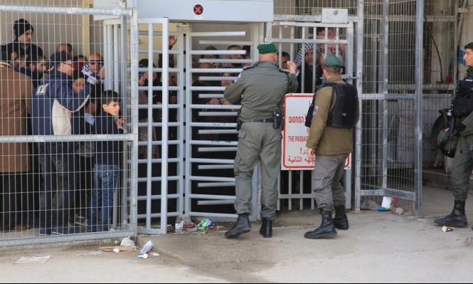 الاحتلال يغلق الحرم الإبراهيمي وينصب كاميرات مراقبة ببيت جالا