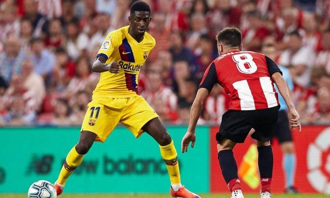 باريس سان جيرمان يسعى لضم ثنائي برشلونة