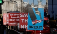 أرباح بنوك بريطانيا قد تهبط 25% بحال خروج دون اتفاق