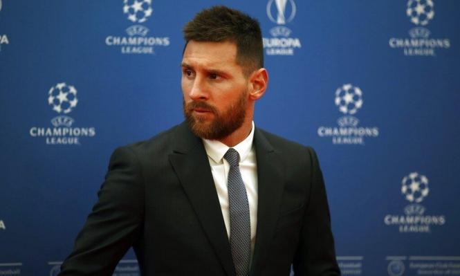 ميسي يغيب عن قائمة برشلونة أمام أوساسونا