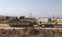 كوخافي يرجئ تدريبا عسكريا وسط تعزيزات شمالي البلاد