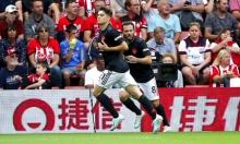 مانشستر يونايتد يتعادل خارجيا أمام ساوثهامبتون