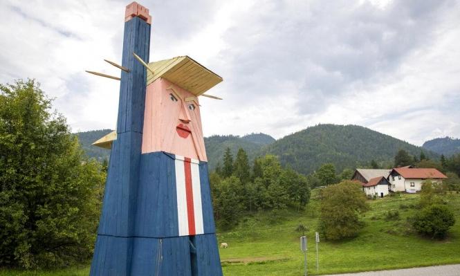 سلوفينيا تسخر من ترامب