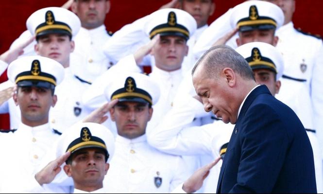 """إردوغان يتوعد بعملية عسكرية في سورية """"خلال أسابيع"""""""