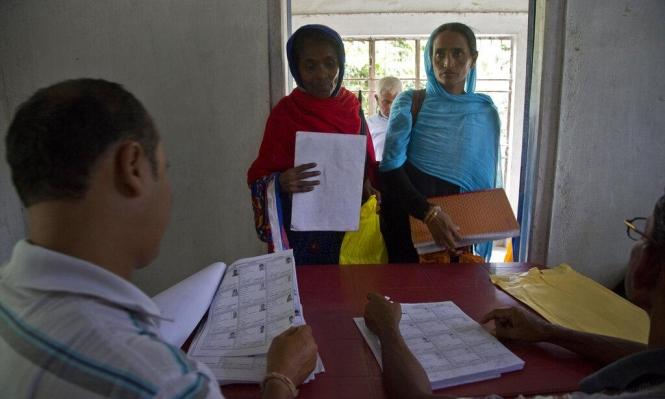 مليونا مواطن يحرمون من الجنسية في إحدى الولايات الهندية