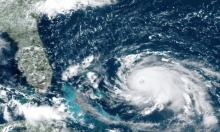 """الإعصار """"دوريان"""" يشتد للفئة الخامسة ويهدد الباهاما"""
