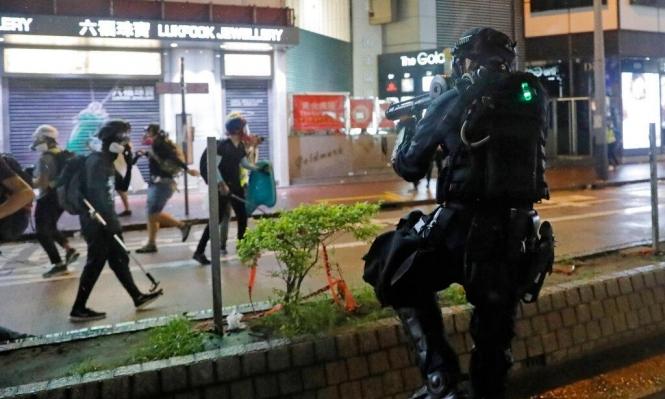 """""""تلغرام"""" يطلق تحديثا لضمان سرية هويّات محتجي هونغ كونغ"""