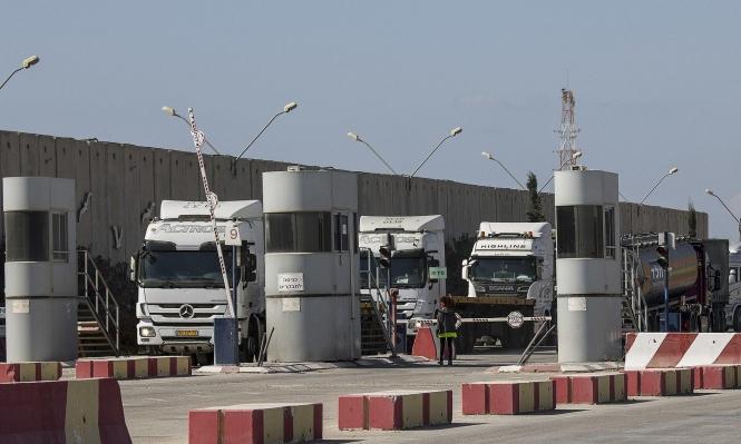 الاحتلال يسمح بإدخال الوقود لمحطة كهرباء غزة