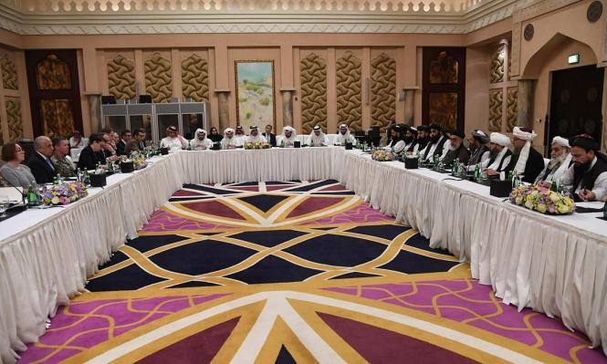 """خليل زاد: الاتفاق مع حركة طالبان """"وشيك"""""""