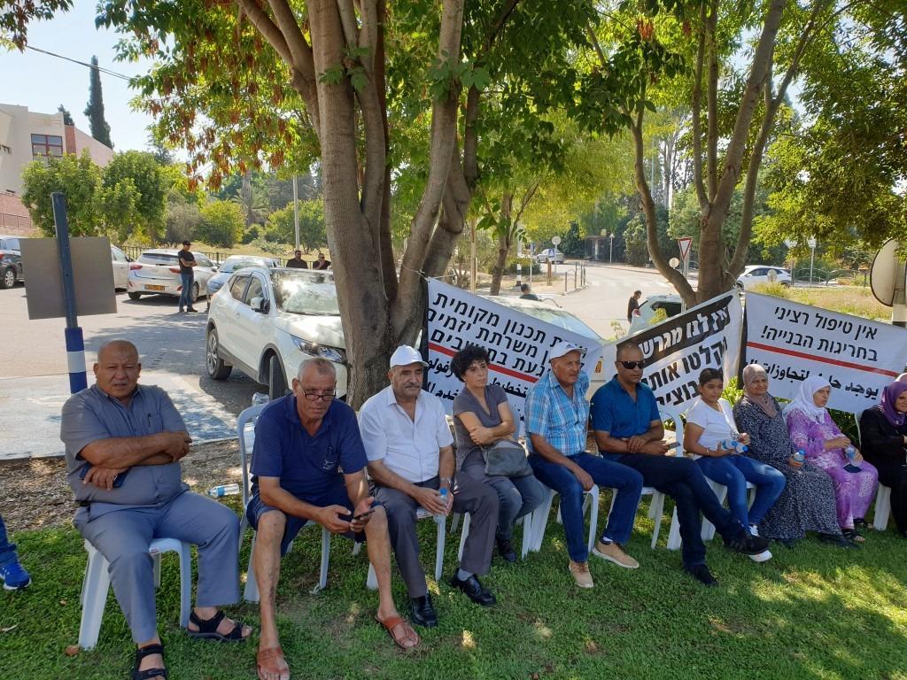 إبطن: احتجاج ضد مخطط إقامة منطقة تخزين للحبوب