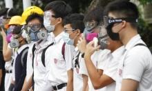 طلاب هونغ كونغ ضلعٌ فعال في الاحتجاجات
