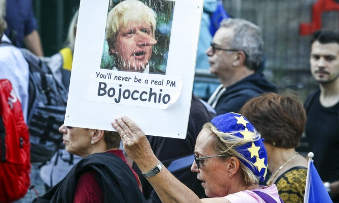 """المعارضة البريطانية تفوز في تصويت حاسم يمنع """"بريكست"""" دون اتفاق"""