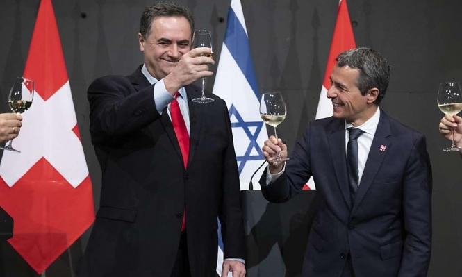 إسرائيل تحاول تغيير قانون سويسري يسمح باعتقال مجرمي حرب