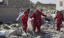 انتشال 123 جثة من سجن ذمار وقصف حوثي على السعودية