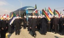إسرائيل تمنع وفد المشايخ الدروز من السفر لسورية