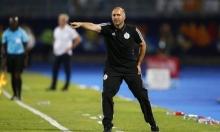 بلماضي يرحب بمواجهة جزائرية فرنسية في مباراة ودية