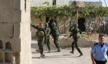 أمن السلطة الفلسطينية يعتقل 4 مواطنين بالضفة