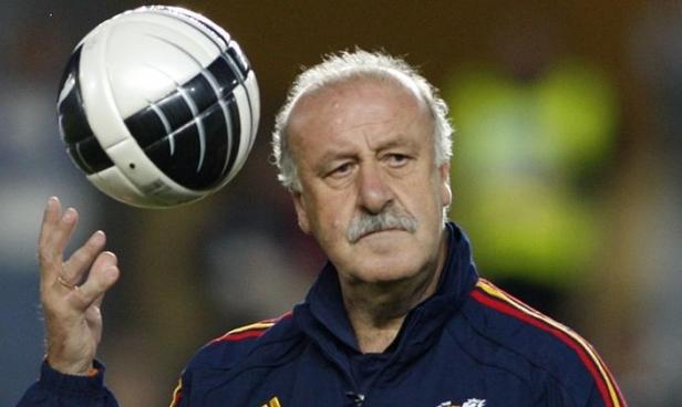 ديل بوسكي يرفض عودة نيمار إلى إسبانيا