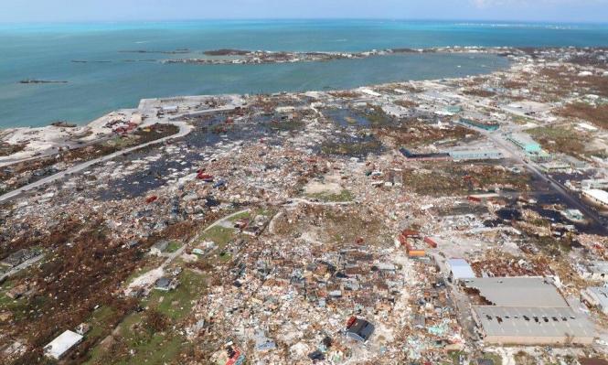 """ارتفاع حصيلة ضحايا """"دوريان"""" إلى 20 في جزر الباهاما"""