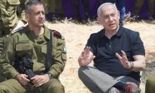 كوخافي ضعيف أمام اليمين: نتنياهو يستغل الجيش لأغراض انتخابية