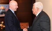 ترحيب فلسطيني باستقالة غرينبلات