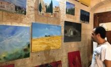 النّاصرة تحتضن مرسم إلياس عاقلة ومعالمها القديمة تصدر لوحاته للعالم