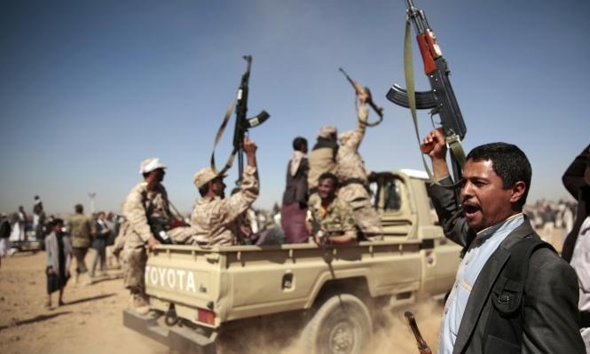 استهداف مطار نجران بصاروخ باليستي أطلقه الحوثيون